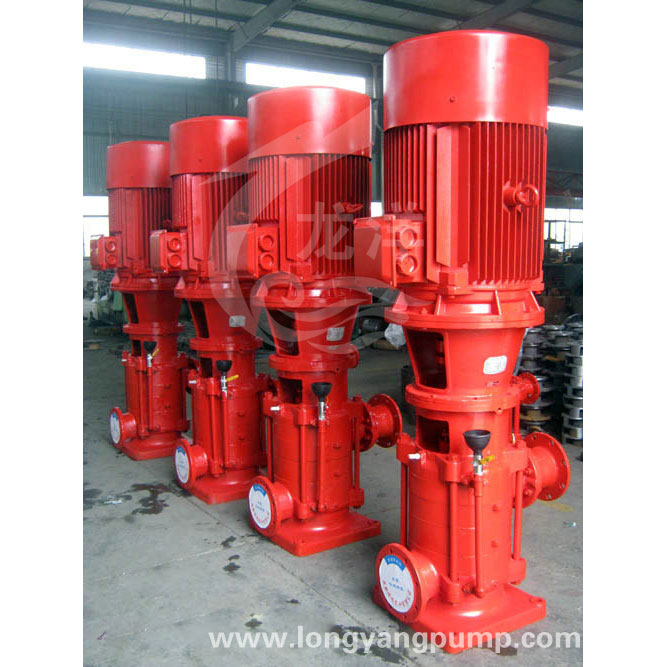 xbd-lg立式多级消防泵图片