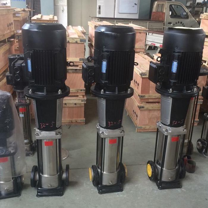 不锈钢立式多级泵故障原因及排除方法图片