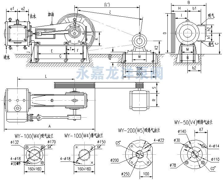 380伏回收真空泵接线图