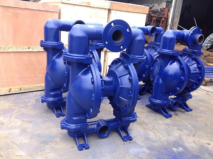 气动隔阂泵