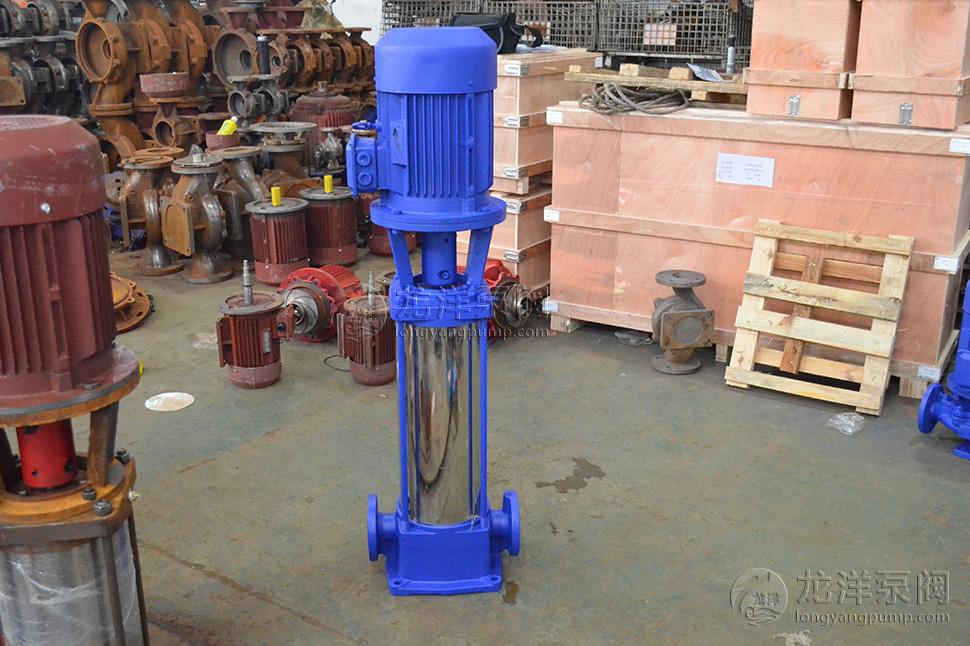 温州立式多级管道泵