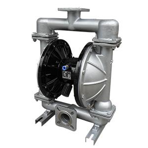 QBY不銹鋼氣動隔(ge)膜(mo)泵(beng)