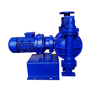 DBY襯氟電動隔(ge)膜(mo)泵(beng)