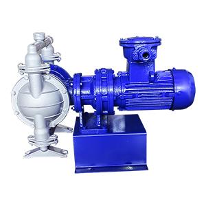 DBY不銹鋼電動隔(ge)膜(mo)泵(beng)