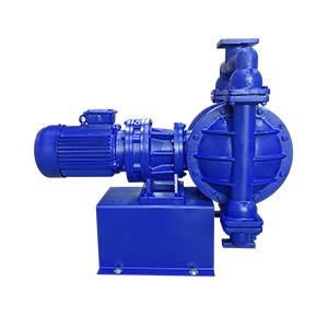 DBY鑄(zhu)鐵電動隔(ge)膜(mo)泵(beng)
