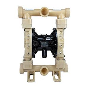 PVDF氟塑料氣動隔(ge)膜(mo)泵(beng)