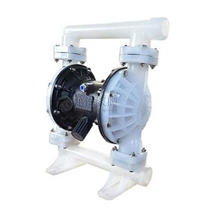 QBY型(xing)工(gong)程塑料氣動隔(ge)膜(mo)泵(beng)